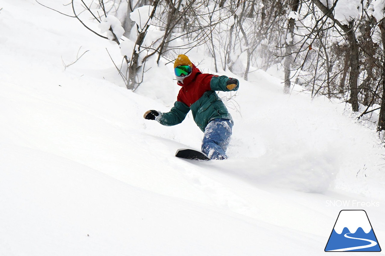 Local Powder Photo Session with my homie !! Day.2 ~ 小樽天狗山スキー場・仁木町民スキー場