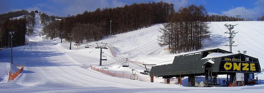 場 オーンズ スキー